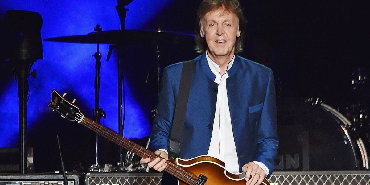 "Con material inédito: Paul McCartney anuncia edición de lujo de su disco ""Flaming Pie"""