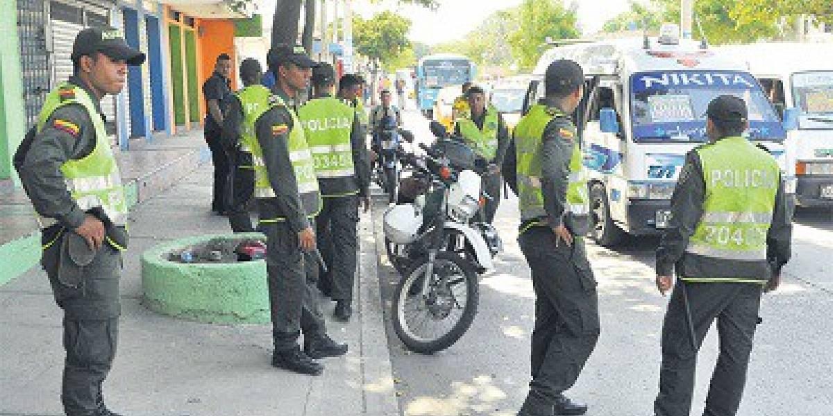 Fleteros le roban 32 millones de pesos a comerciante que iba a pagar nómina