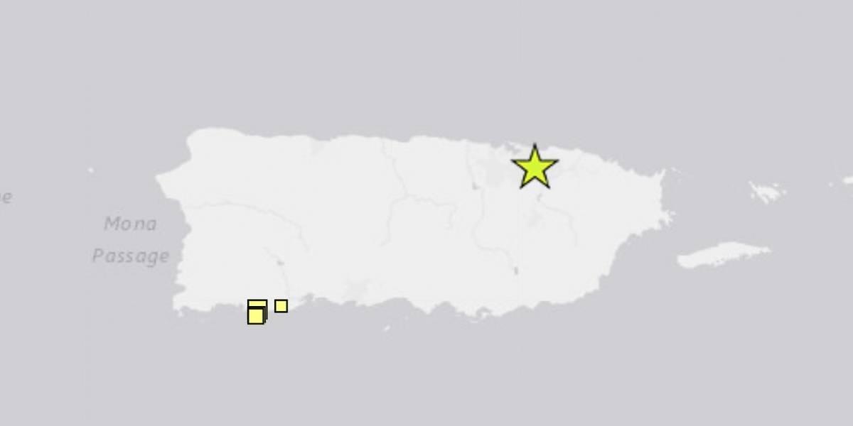 Reportan temblor de magnitud 3.47 en San Juan