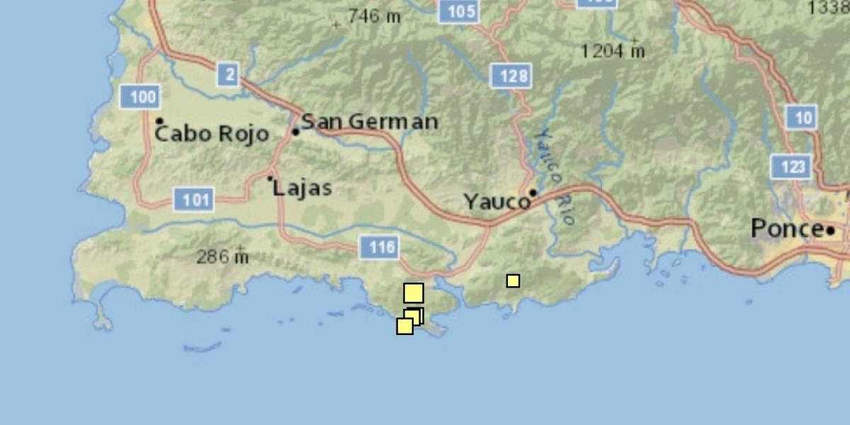 Temblor de 4.28 en el suroeste de la Isla