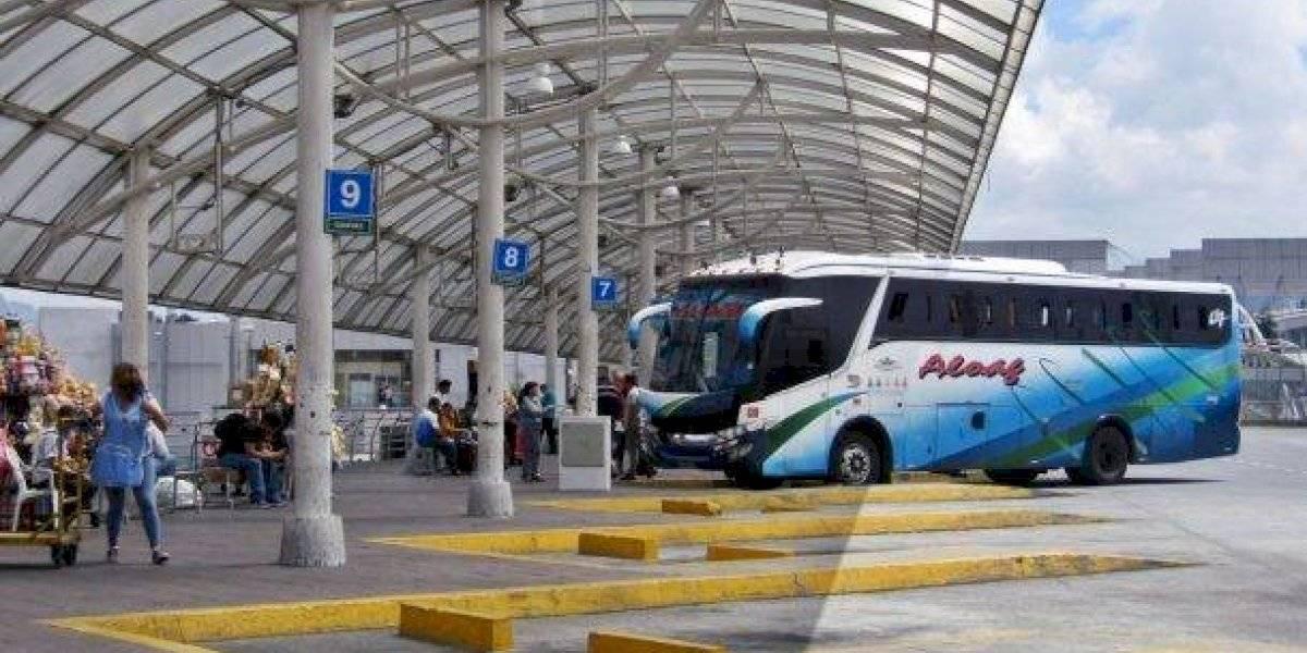Transporte interprovincial se reactivará en Quito a partir del 01 de julio