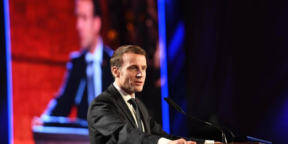 """Presidente Macron celebró la """"primera victoria"""" de Francia contra el coronavirus: abrirán bares y restaurantes, hasta ahora solo autorizaban las terrazas"""