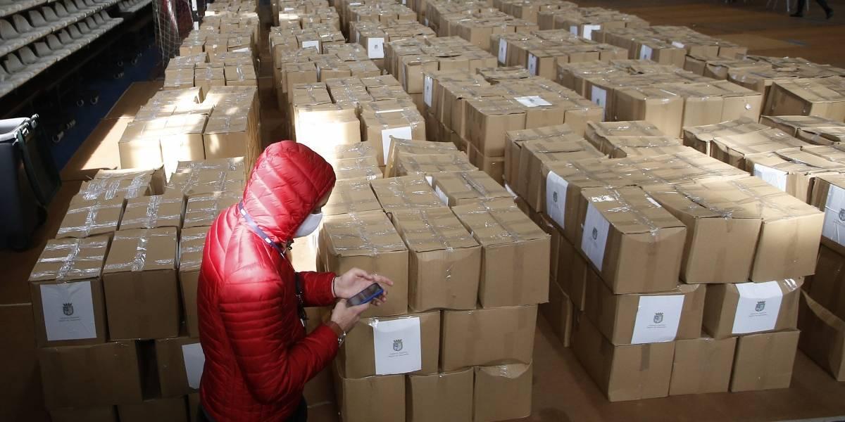 Gobierno llegó a las 1.409.927 cajas de alimentos distribuidas en todo el país