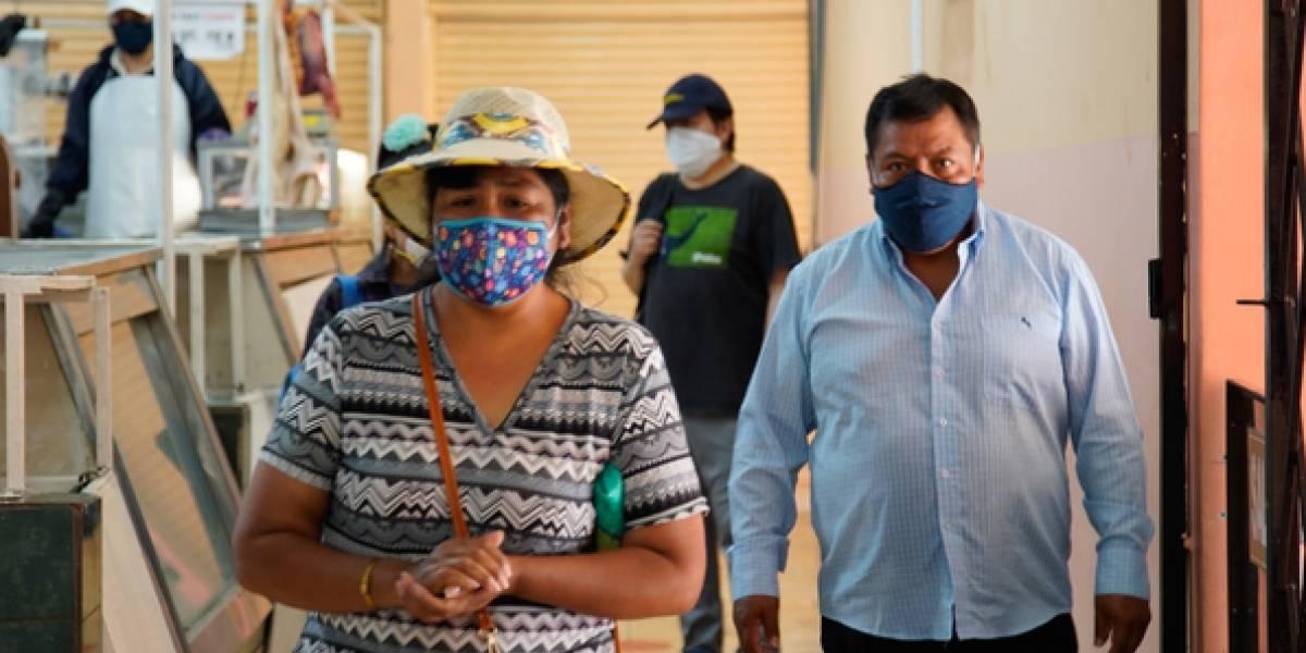Quito: 111 nuevos casos de COVID-19 en 24 horas; Ecuador se acerca a los 50.000 contagios