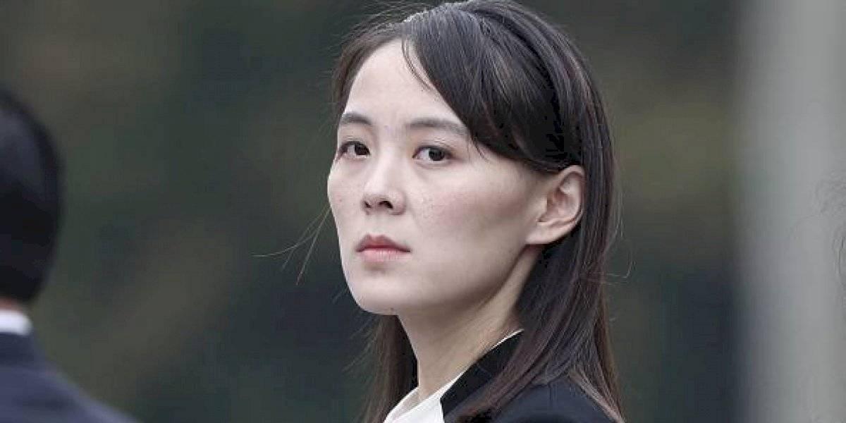 Hermana de Kim Jong-un lanza una dura amenaza en contra de Corea del Sur que da miedo