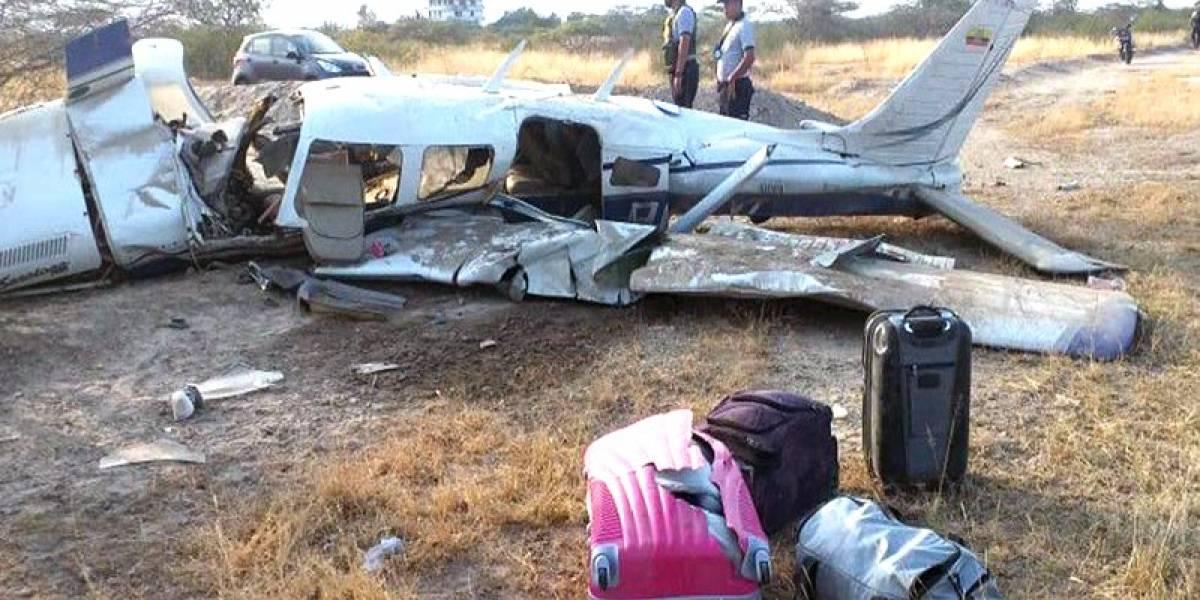 Revelan nuevos detalles del accidente de avioneta en caso Daniel Salcedo