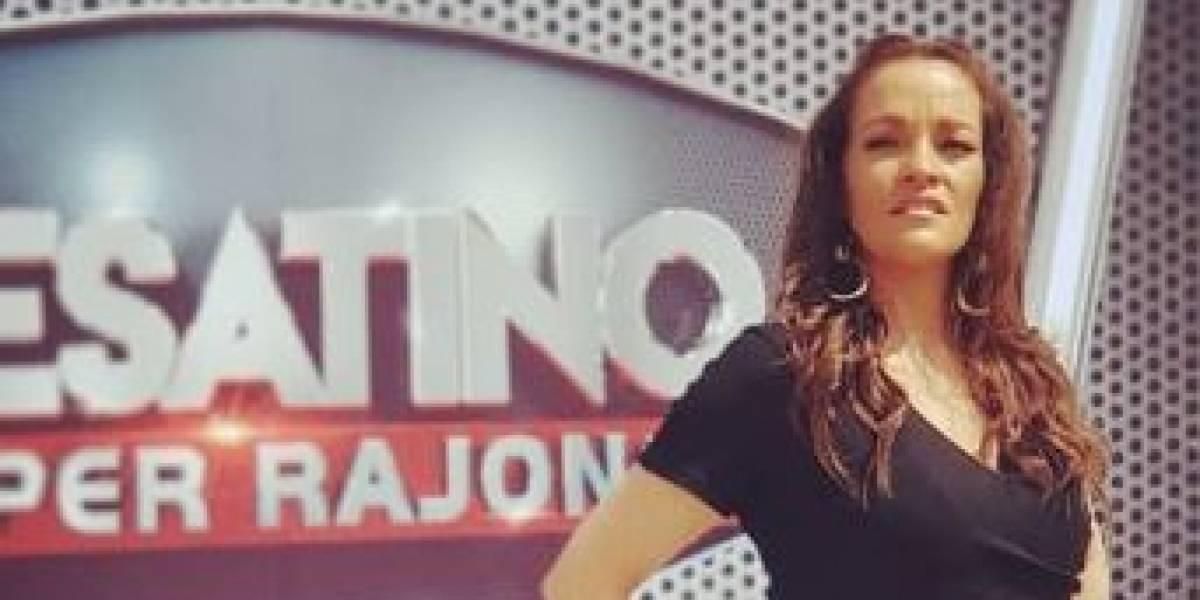 Alexandra Restrepo de 'Sábados Felices', habló sobre su recuperación del coronavirus