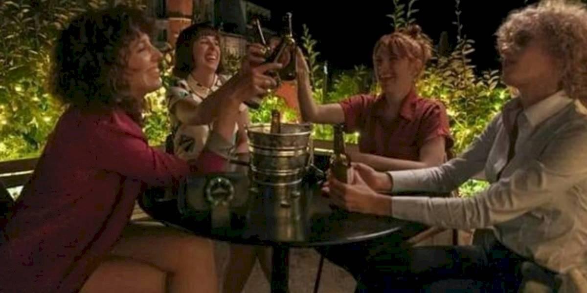 En esta segunda temporada Valeria seguirá contando con su inseparable grupo de amigas