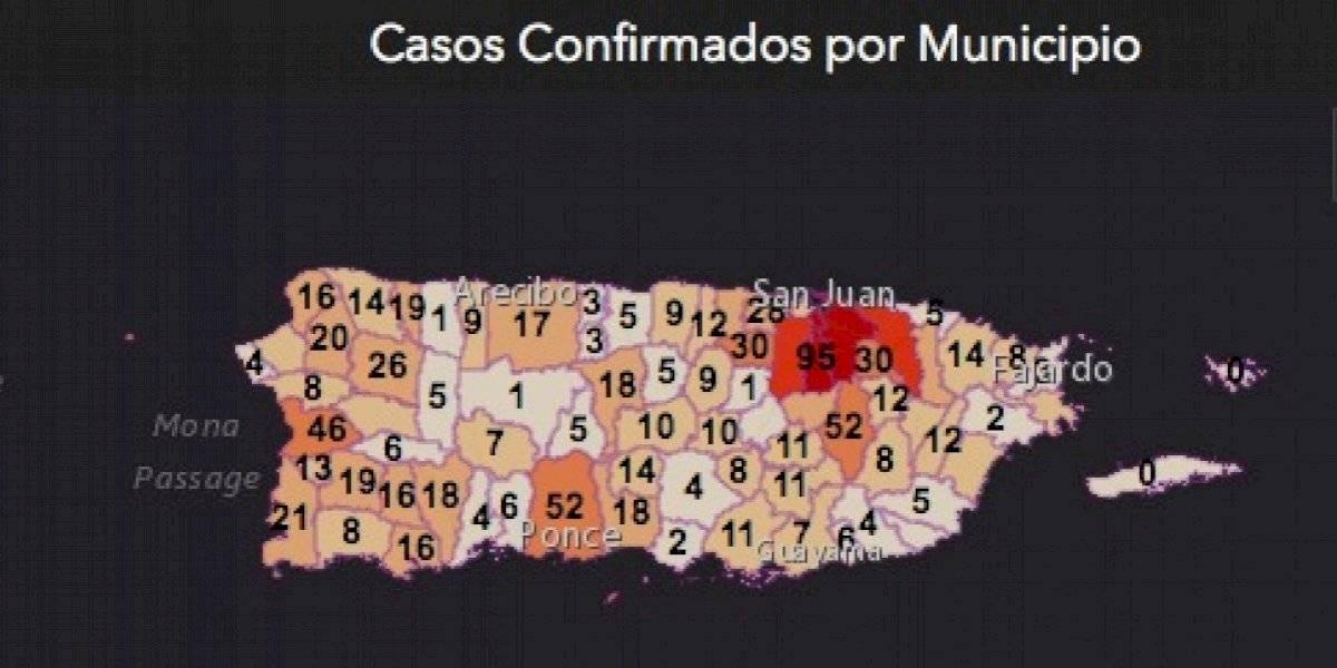 Implementan sistema de rastreo para casos de COVID-19 en Añasco
