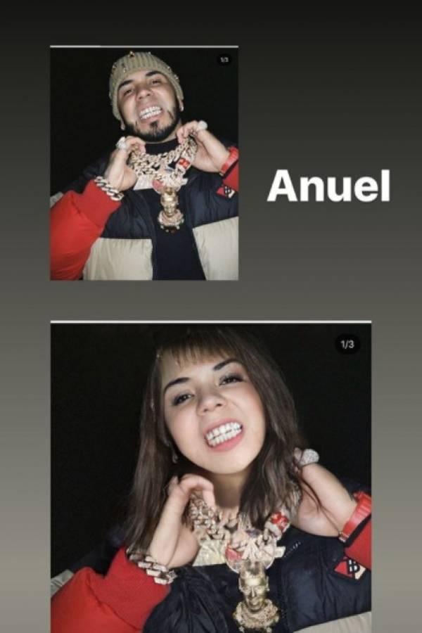 Anuel Faceapp
