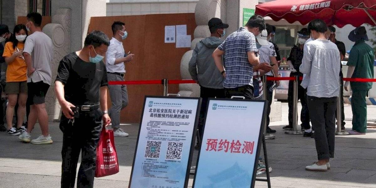 Beijing toma medidas para frenar un repunte del coronavirus