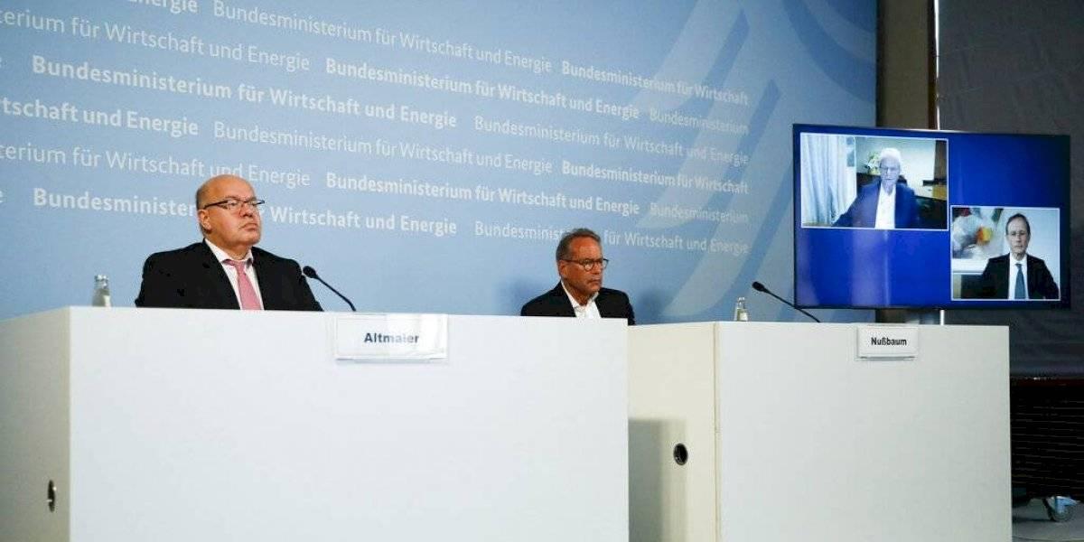 Alemania participará en empresa que busca vacuna contra el COVID