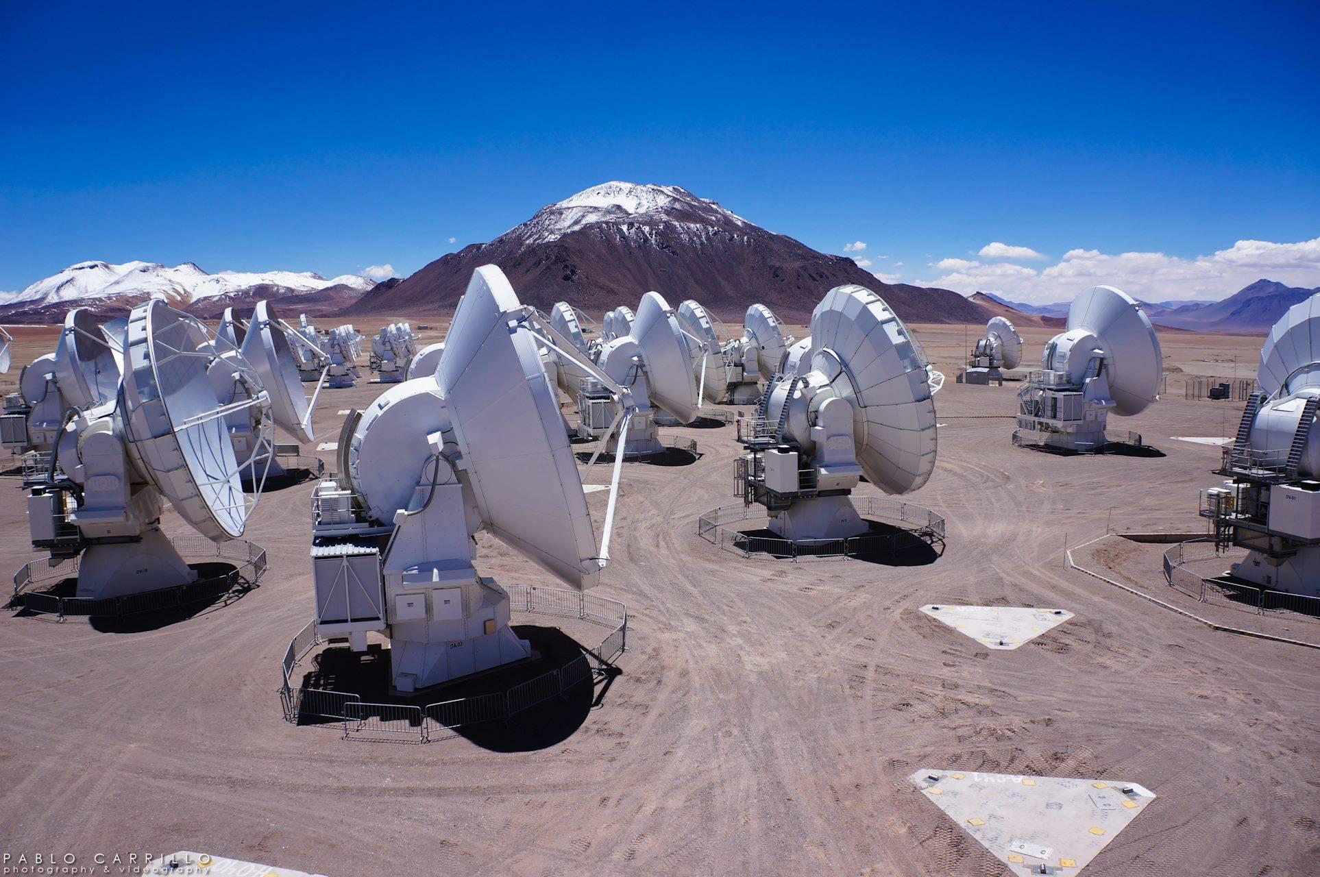 Atacama Large Millimeter Array
