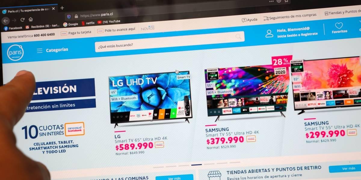 Comercio electrónico llega a cifras récord, pero aumentan denuncias al Sernac por fallas de servicio