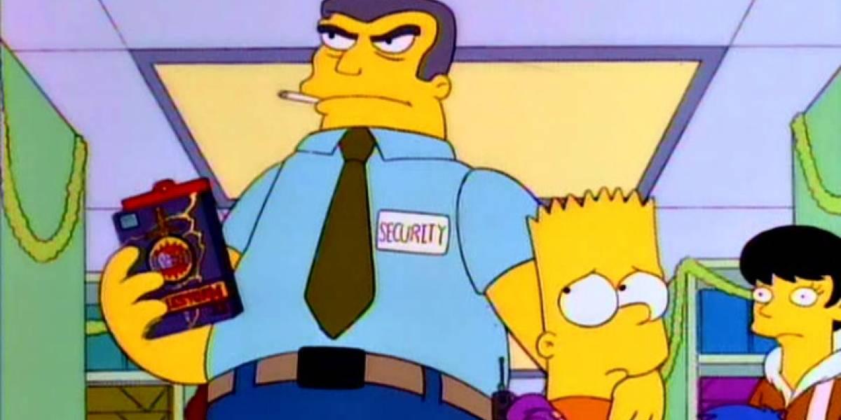 Los Simpsons: ¿recuerdas el episodio de videojuegos por el que Bart se metió en problemas? Ahora uno de ellos está disponible para PC