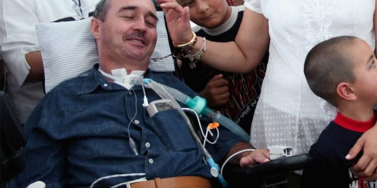 El técnico Luis Fernando Montoya es internado en una clínica