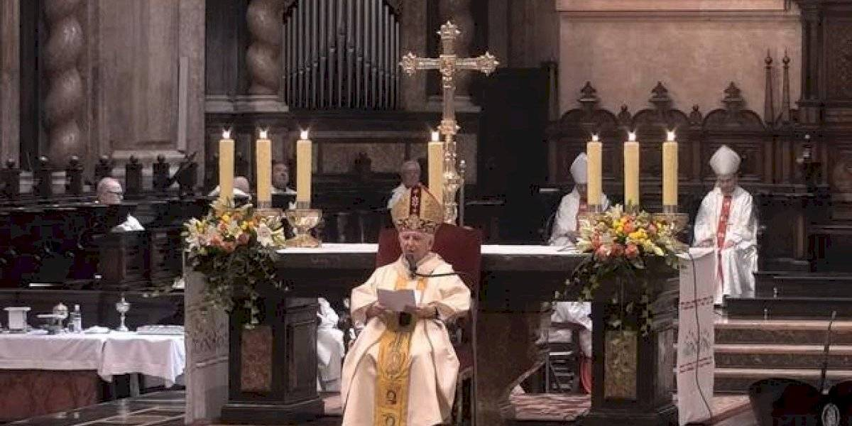 Cardenal de Valencia asegura en plena misa que vacuna contra el coronavirus se fabrica con células de fetos abortados