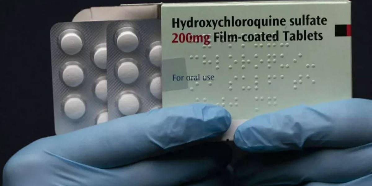Estudo nos EUA mostra ineficácia da hidroxicloroquina em casos leves de covid-19
