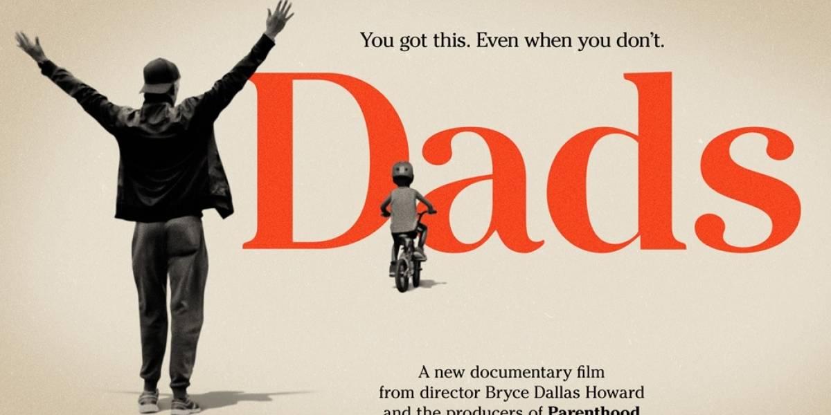 Dads: el nuevo documental de Apple TV+ que muestra los desafíos de la paternidad en el mundo de hoy