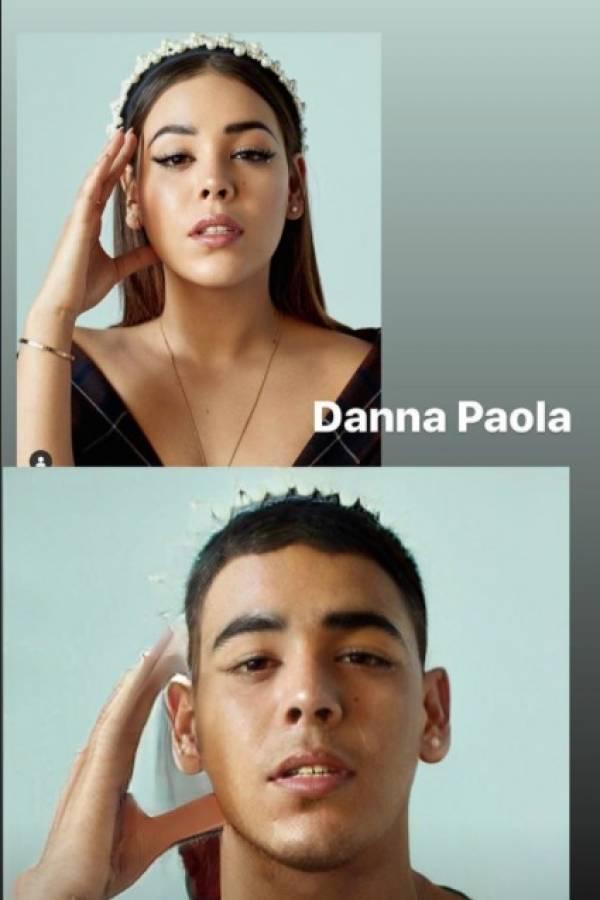 Danna Paola Faceapp