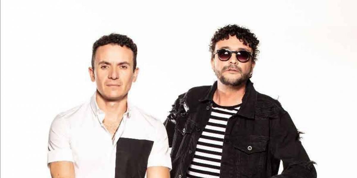 Fonseca y Andrés Cepeda presentan el álbum Compadres