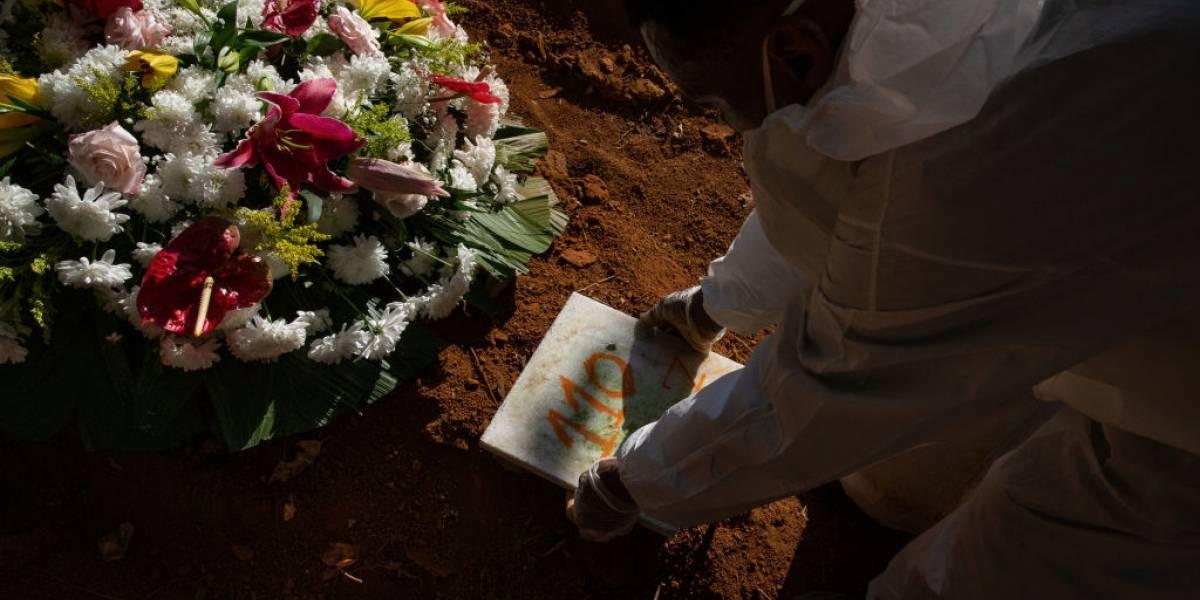 Cidade de São Paulo passa de 7,5 mil mortes por covid-19