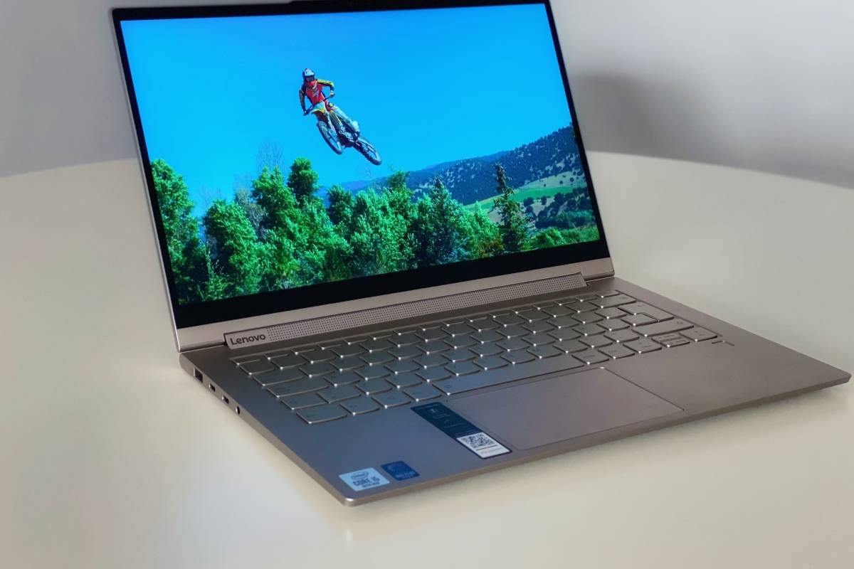 Ultra Versatil Review Del Laptop Lenovo Yoga C40 Fw Labs