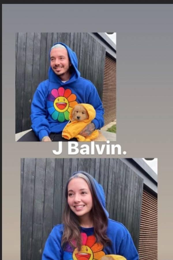 J Balvin Faceapp