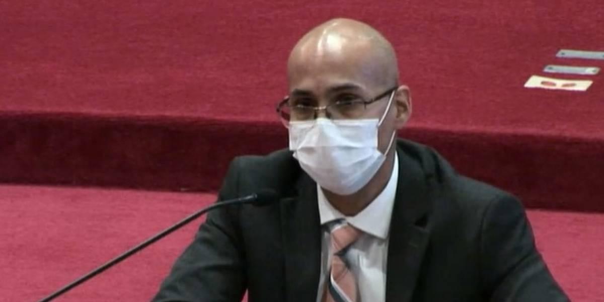 Senado confirma a Carlos Rivera Santiago como secretario del Trabajo
