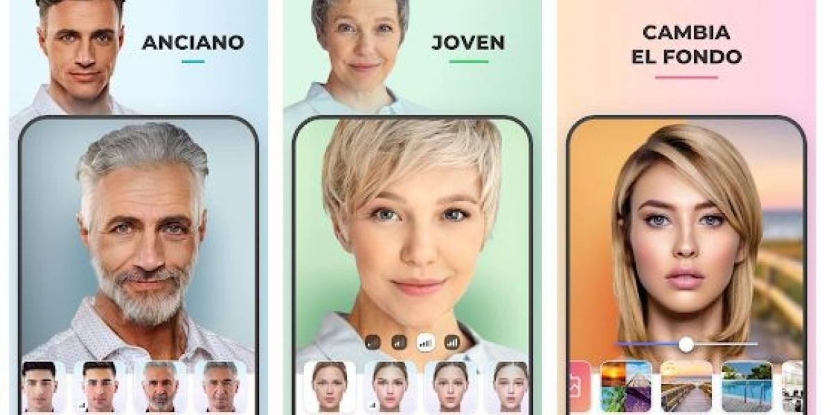 FaceApp: Muy divertido y todo, pero estos son los peligros de privacidad que puede tener la aplicación