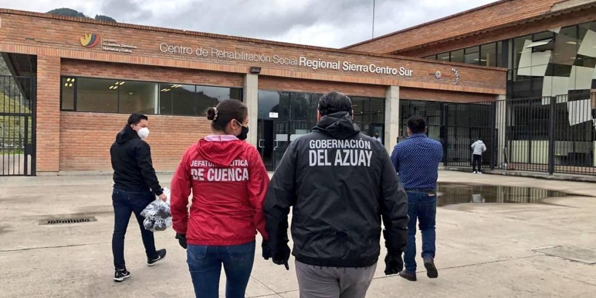 Dictan prisión preventiva para el acusado de femicidio de Gabriela en Cuenca