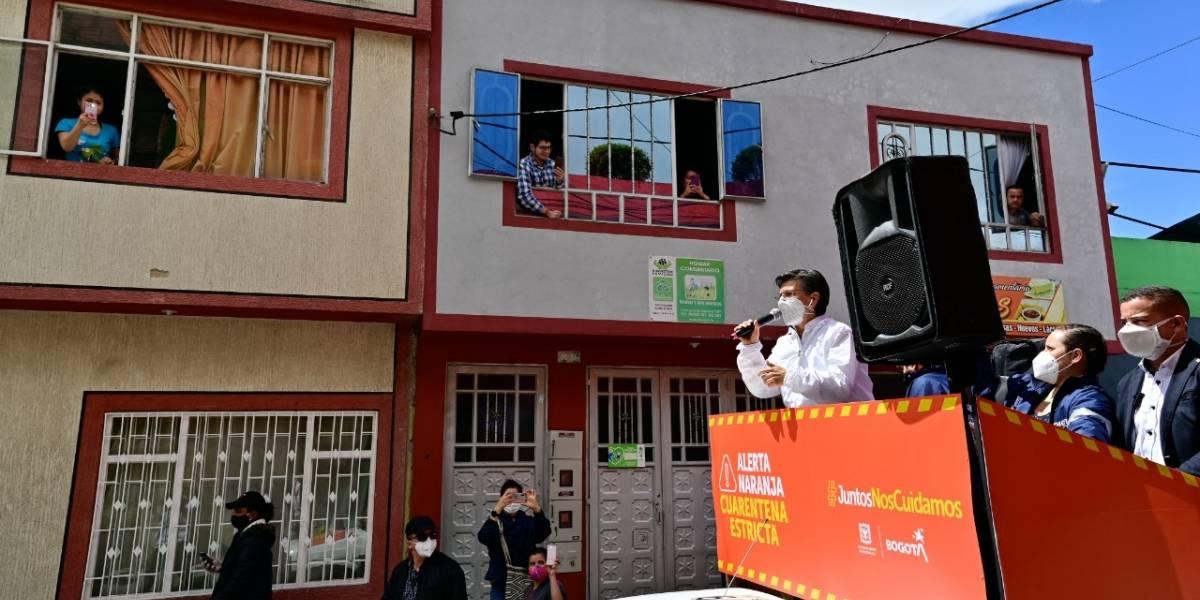 Bogotá abre en alerta naranja: lo que viene en una nueva fase de la reapertura