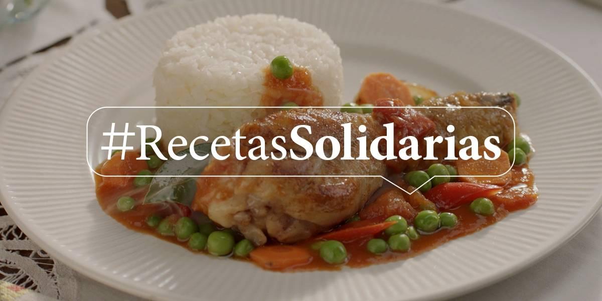 Recetas solidarias de Super Pollo, ayudando a las instituciones que más lo necesiten