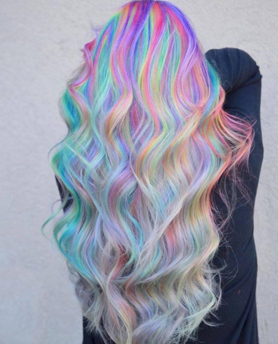 Tintes arcoíris
