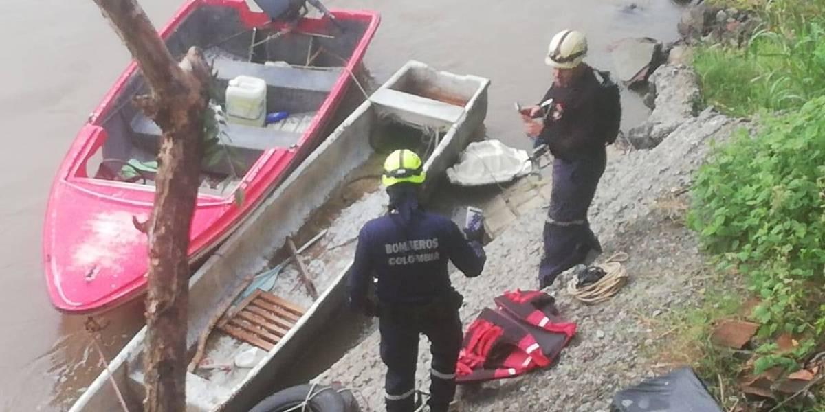 En el río Cauca apareció el cuerpo de la joven desaparecida en Caldas