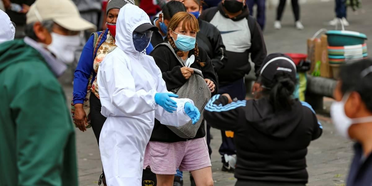 ¿Pichincha es ahora el nuevo foco de contagios COVID-19 en Ecuador?