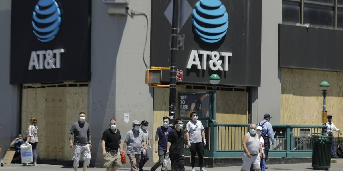 AT&T despedirá a más de 3,000 empleados y cerrará tiendas en Estados Unidos