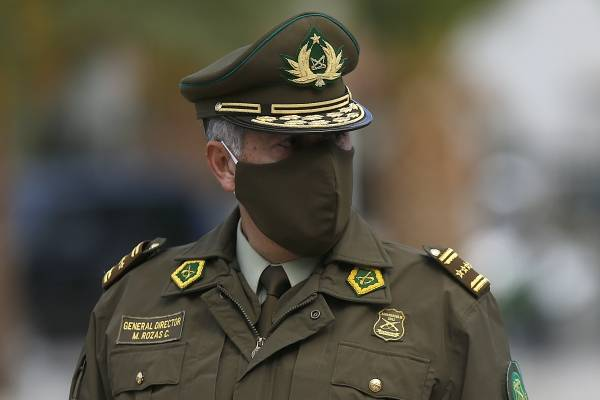 General director de Carabineros Mario Rozas deja su cargo tras hechos en hogar del Sename en Talcahuano