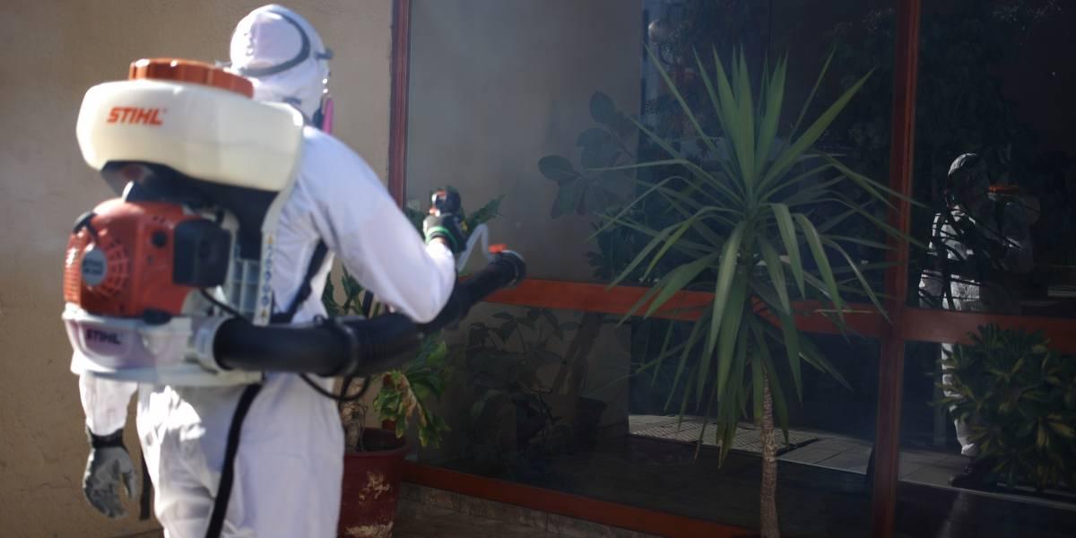 Actuaban como falsos sanitizadores municipales para robar casas