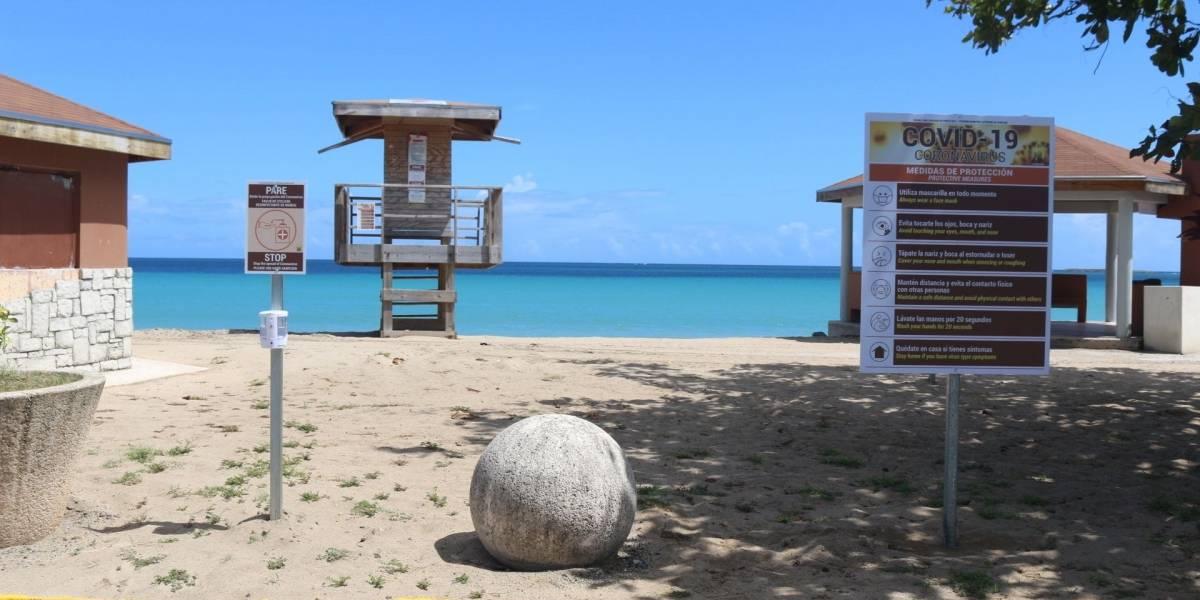 Varios balnearios permanecerán cerrados hasta que mejore la calidad de aire