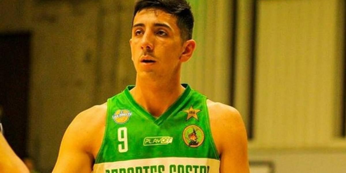 """""""Este día lo esperé por mucho tiempo"""": la historia del primer basquetbolista chileno en declararse homosexual"""