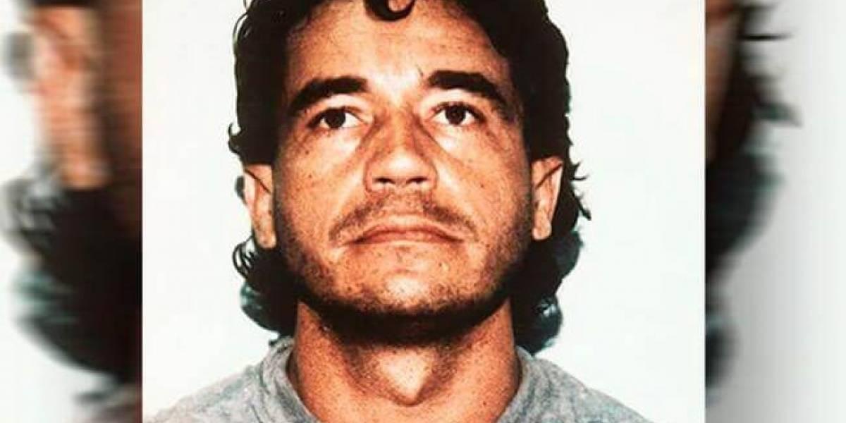 Carlos Lehder, amigo narcotraficante de Pablo Escobar, fue extraditado de EE.UU. a Alemania