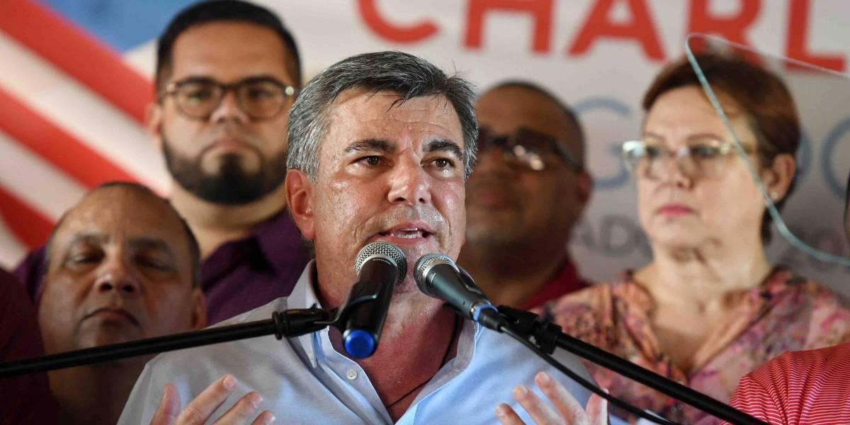 """Acusan a Charlie Delgado de no haber procesado ni una """"sola yuca"""""""