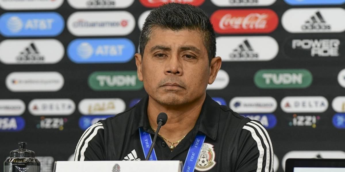 Marco Antonio 'Chima' Ruiz dejó la Sub 17 — Selección Mexicana