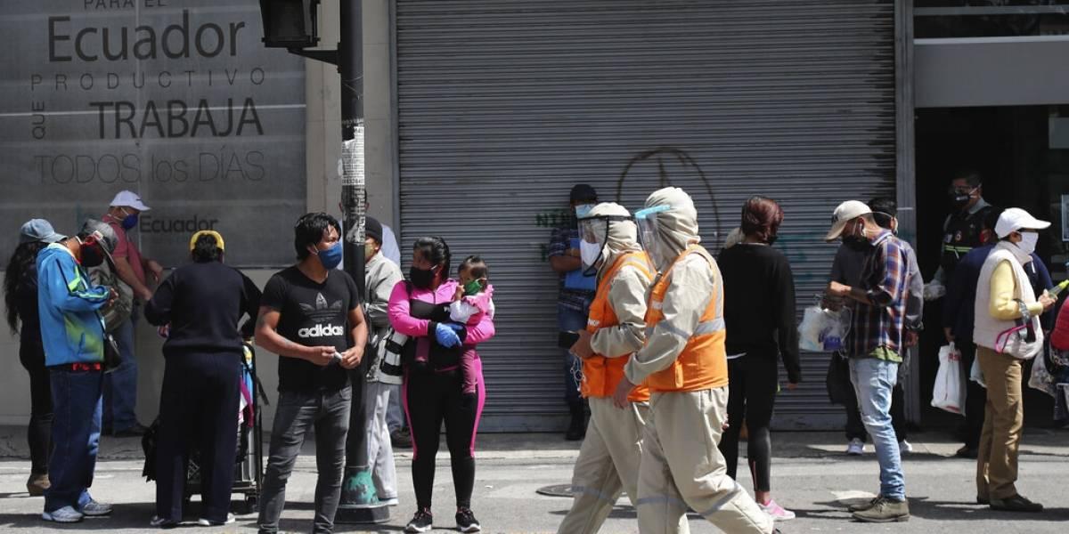 Pandemia de coronavirus continúa en aumento en América Latina