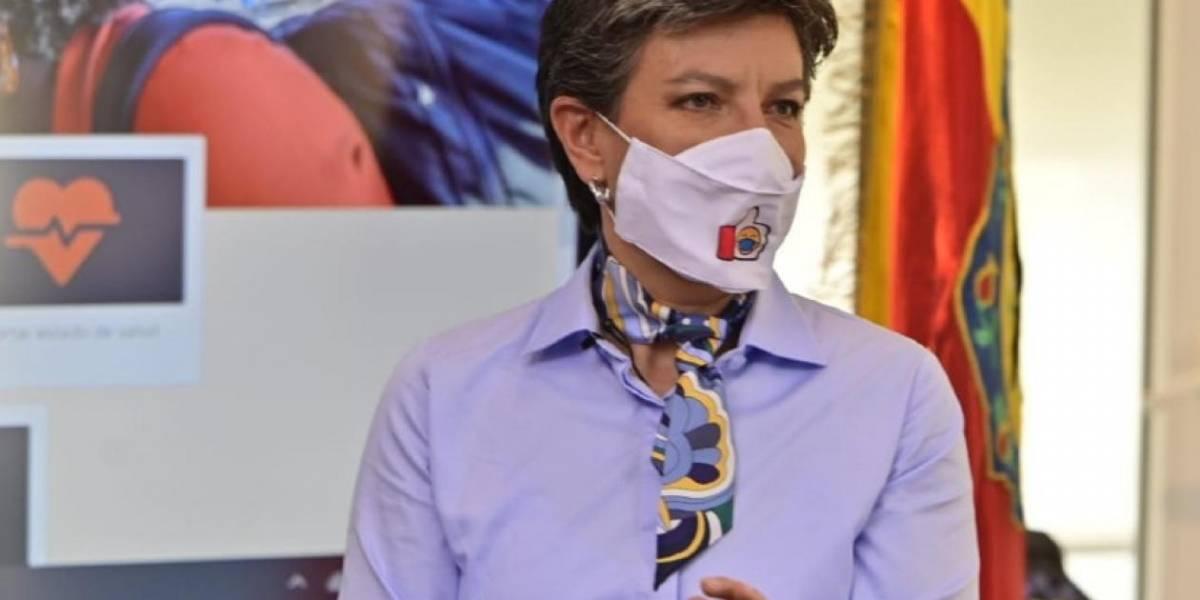 Claudia López suspendió un plan piloto a causa de las aglomeraciones en el día sin IVA