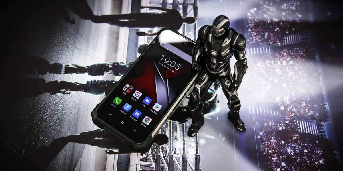 Conoce el celular chino todo terreno cuya batería dura hasta 8 días y resiste temperaturas extremas