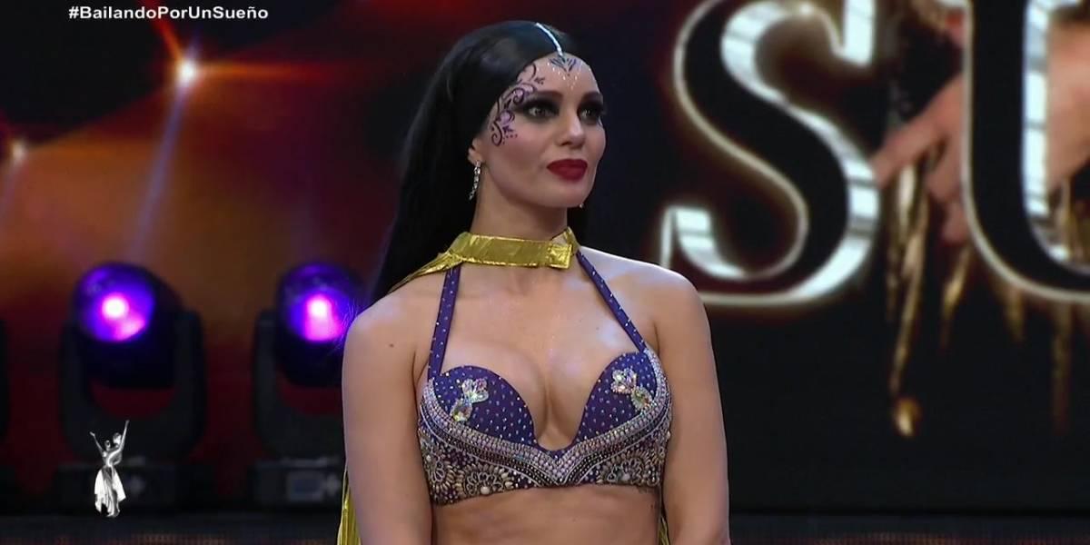 """Duras críticas de exponentes nacionales de la danza árabe a """"Bailando por un sueño"""""""