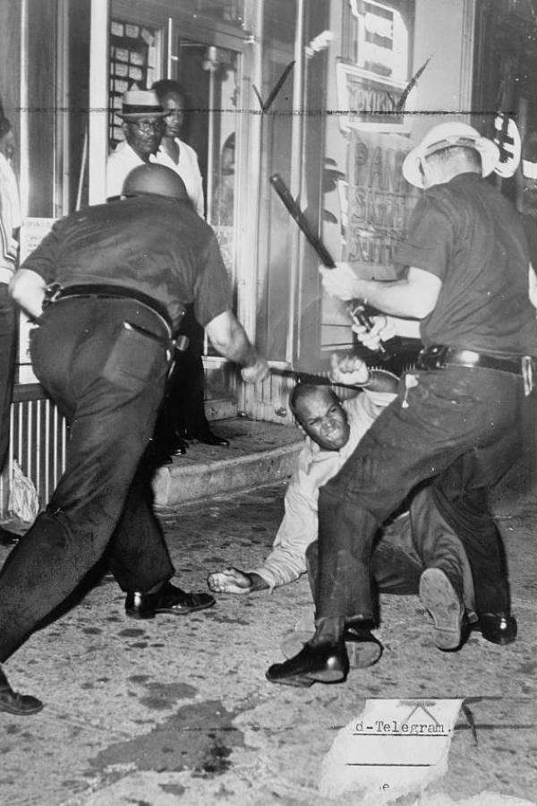 Harlem Riots