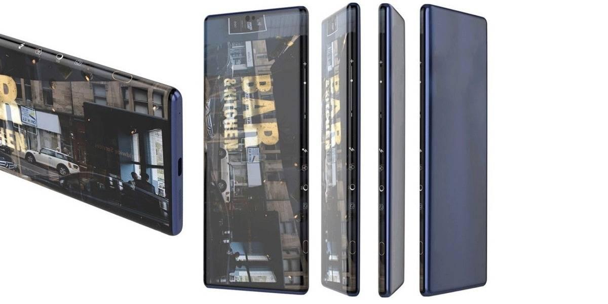 Huawei Mate 40 tendría controles especiales de su cámara con una pantalla táctil al costado